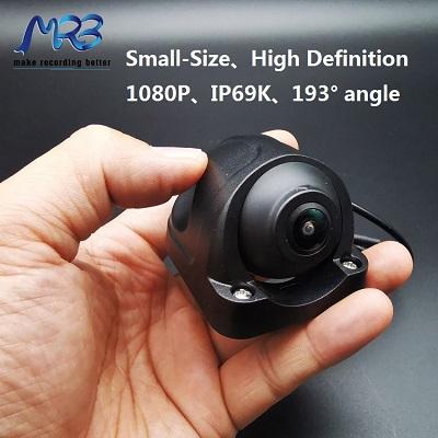 1080P IP69K vehicle camera system 360° monitoring backup camera system