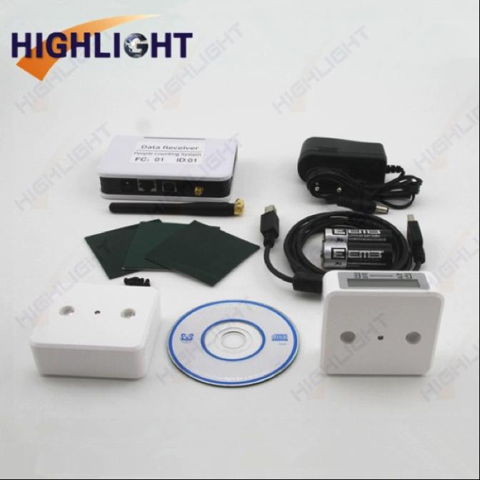 HPC005-客流计数器-High-Efficiency